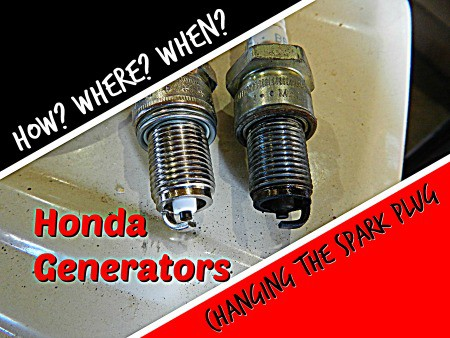 The How, Where, and When of Changing a Honda Generator Spark